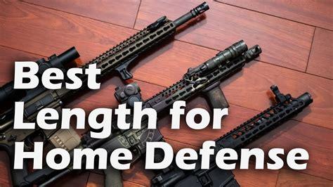 Best Barrel Length For Home Defense Rifle