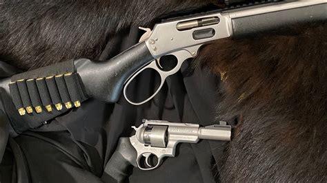Best Bear Handgun Caliber
