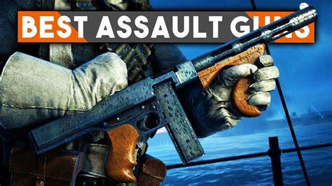 Best Beginner Assault Rifle Bf1