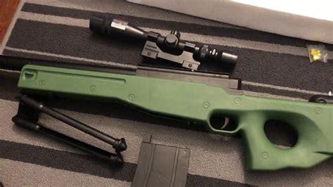 Best Beginner Sniper Rifle Airsoft