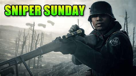 Best Bf1 Sniper Rifle