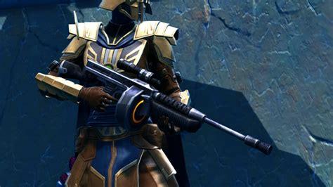 Best Blaster Rifle Swtor