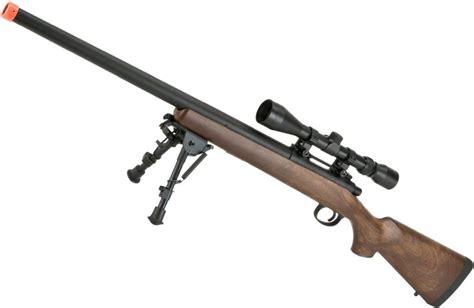 Best Bolt Action Airsoft Sniper Rifle Under 100