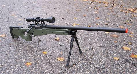 Best Bolt Action Airsoft Sniper Rifles