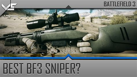Best Bolt Action Sniper Rifle Bf3
