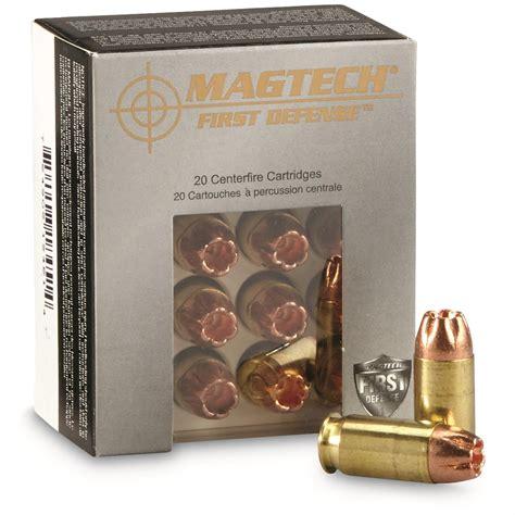 Best Budget 45 Defense Ammo