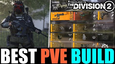 Best Build For Rifles In The Dicision 2
