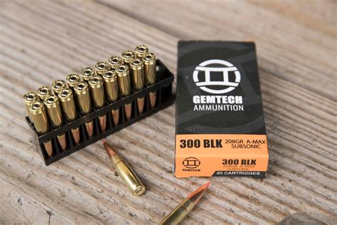 Best Caliber Rifle For Subsonic Ammo