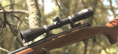 Best Cheap High Power Rifle Scope For Varmint Hunting