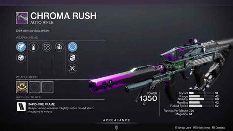 Best Chroma Rifles