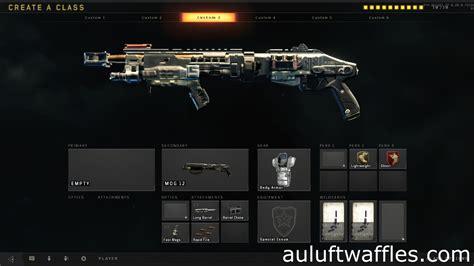 Best Class Sg Shotgun Bo4