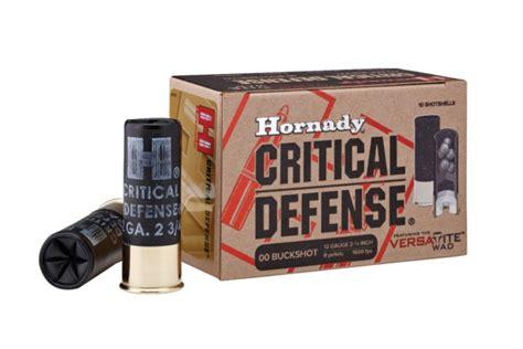 Best Defence Shotgun Ammo