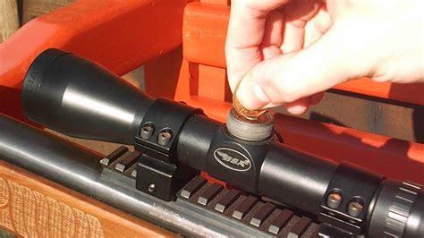 Best Distance To Zero Pellet Rifle