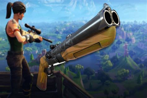 Best Double Barrel Shotgun Kills Fortnite