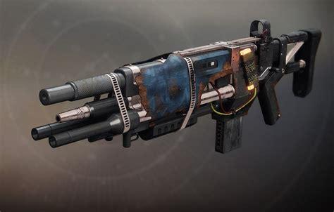 Best Exotic Handgun Destiny