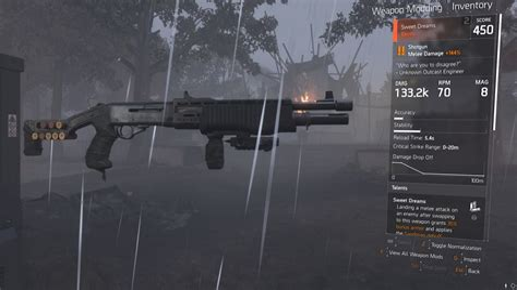 Best Exotic Shotgun Division