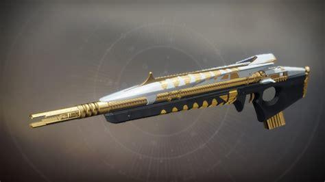 Best Full Auto Scout Rifle Destiny