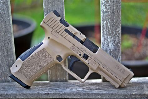 Best Full Size Handgun 2017