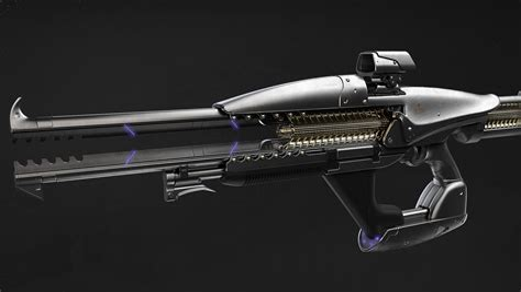 Best Fusion Rifle Archetype Destiny 2