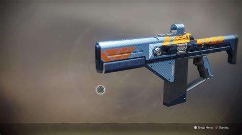 Best Fusion Rifle Destiny 2 Pve