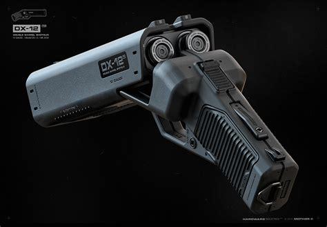 Best Futuristic Shotgun Design Ever