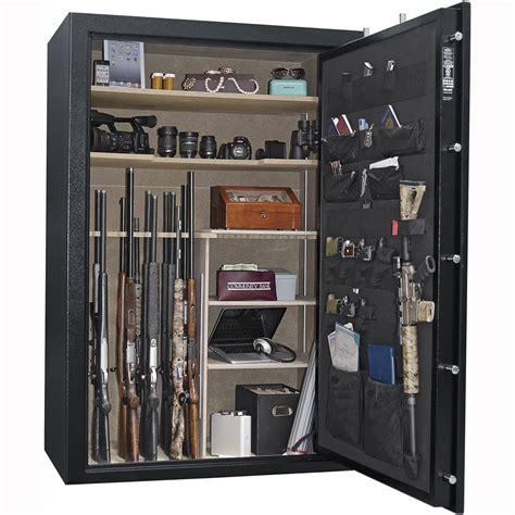 Best Gun Safe Configuration For Assault Rifles