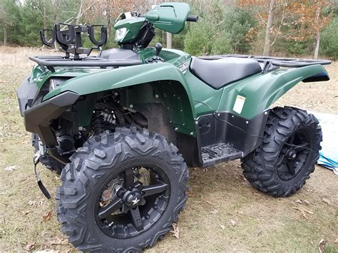 Best Handguards For Yamaha Grizzly 700 And Best Klr Handguards