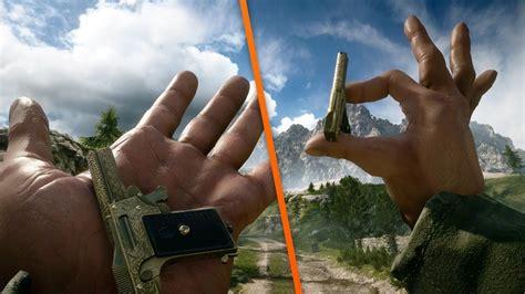 Best Handgun Battlefield 1