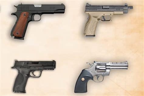 Best Handgun Caliber For Range