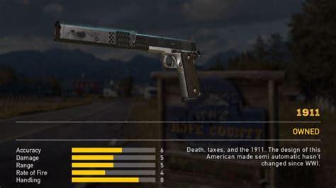 Best Handgun Far Cry 5