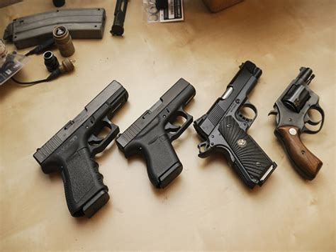 Best Handgun For Defense In The Home