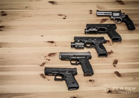 Best Handgun For Home Defence 2018