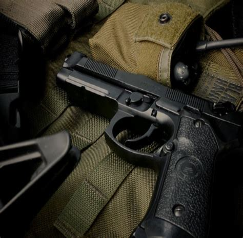 Best Handgun For Left Hand Shooter