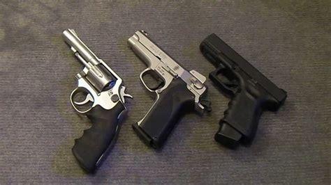 Best Handgun For Self Defense And Target Shooting