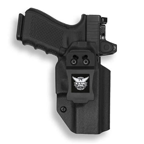 Best Handgun Holster For Mos And Flashlight