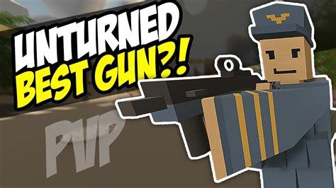 Best Handgun In Unturned