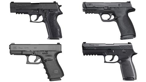 Best Handgun Police Use
