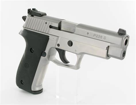 Best Handgun Sig Sauer P226