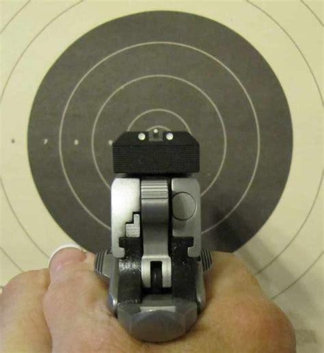 Best Handgun Sights For Target Shooting