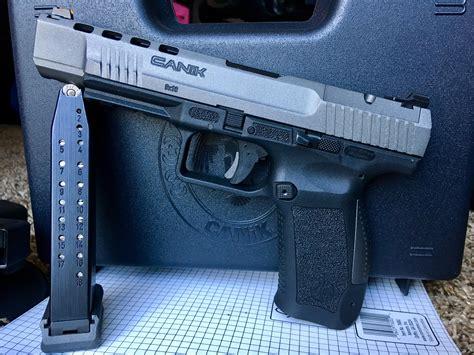 Best Handgun To Modify