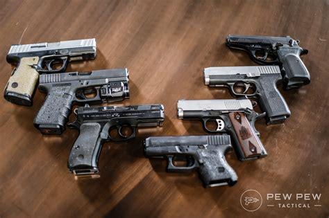 Best Handgun To Own In California