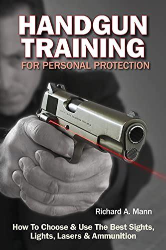 Best Handgun Training Book