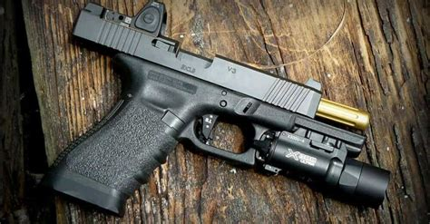 Best Handgun Weapon Light Laser