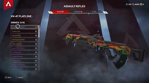 Best Heavy Ammo Gun Apex