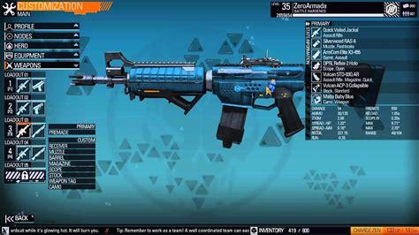 Best Heavy Assault Rifle Build Out Blacklight R