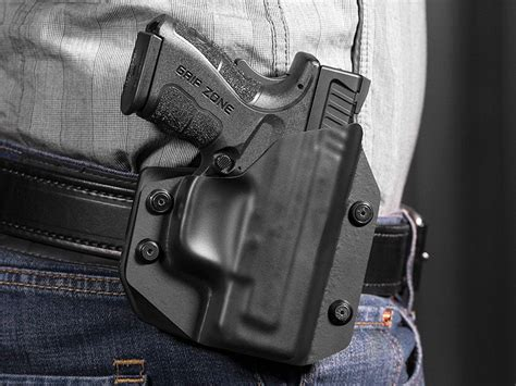 Best Holster For Springfield Xd Mod 2 9mm 4 Inch