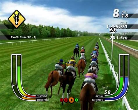 Best Horse Racing Simulation Game Pc