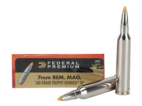 Best Hunting Ammo For 7mm Rem Mag