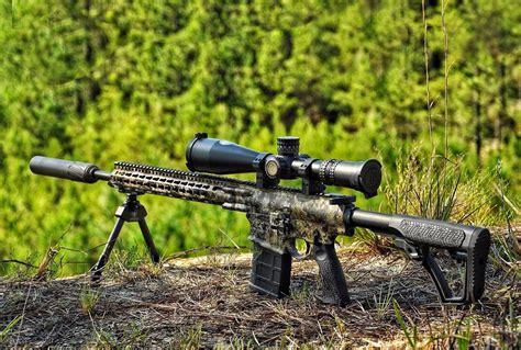 Best Hunting Assault Rifle