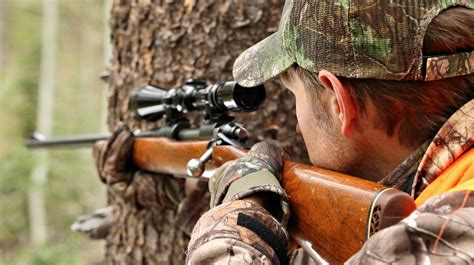 Best Hunting Rifle For A Skinny Guy